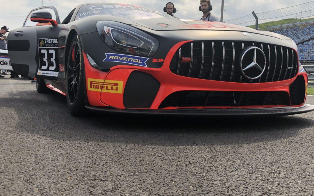 Hungaroring Race 1