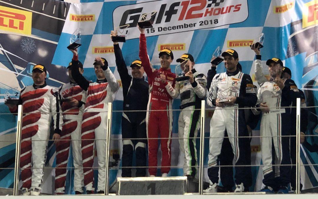 Gulf 12 hours Champions!
