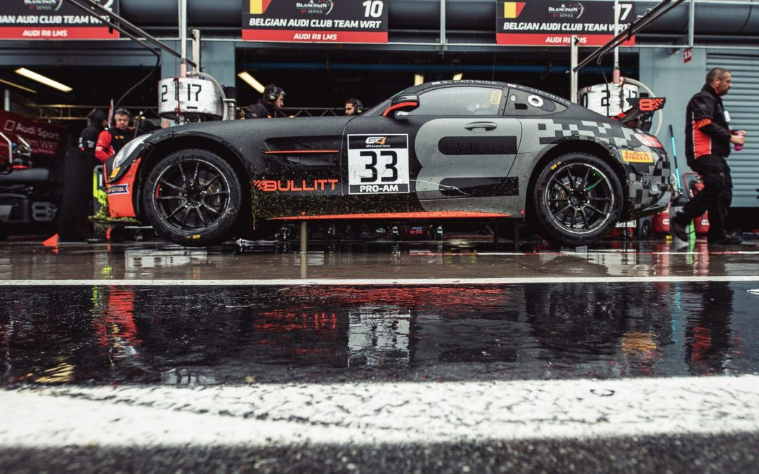 Bullitt Racing aiming for strong Brands Hatch showing to kick-start 2019 GT4 European Series campaign