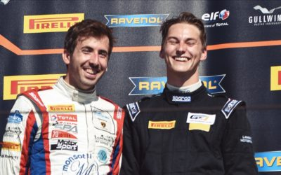 MONTI AND LAMBERTZ TEAM UP FOR GT4 EUROPEAN SERIES FINALE