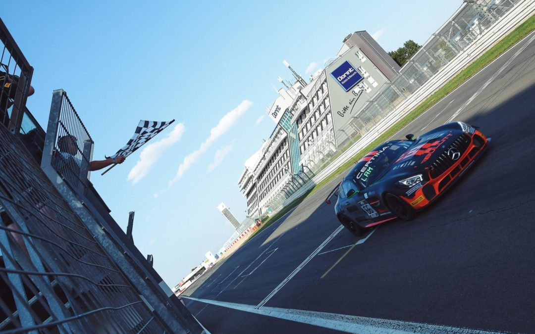 Bullitt Racing returns to winning ways in GT4 European Series with faultless Nürburgring victory