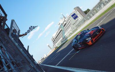 Bullitt Racing returns to winning ways in GT4 European Series with faultless Nürburgring victory