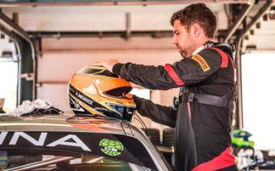 GT4 EUROPE Pirelli Paddock Pass: Andy Meyrick