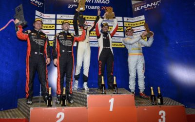 TRIPLE PODIUM FOR BULLITT RACING IN PORTUGAL