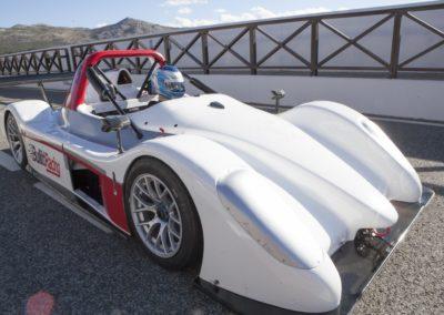 BULLITT RACING CAR