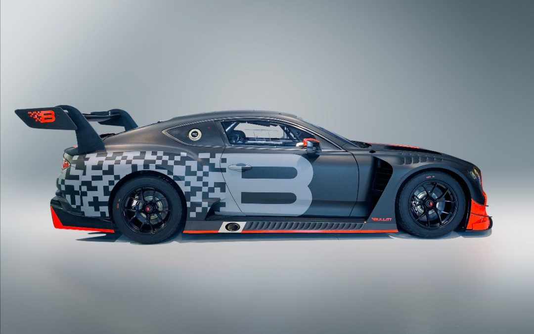 BULLITT RACING TAKES BENTLEY BACK TO LE MANS